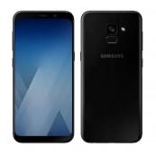 SmartPhone Samsung Galaxy A8 2018 Dual 32 Gb black