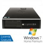 Calculator HP Compaq Elite 8000 SFF PENTIUM E5400 DUAL CORE 2,7  Computere