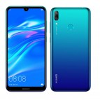 SmartPhone Huawei Y7 2019 32GB Aurora Blue Dual SIM Telefoane Mobile SmartPhone
