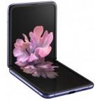 Samsung Galaxy Z Flip 256GB 8GB RAM Dual SIM Mirror Purple Telefoane Mobile SmartPhone